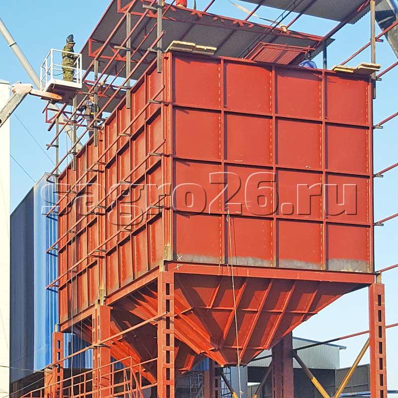Буферные емкости до 100 тонн